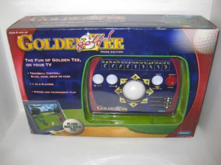Golden Tee Golf Home Edition (CIB) (2006) - Plug & Play TV Game